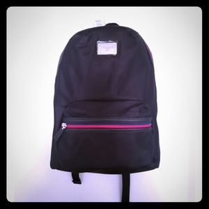 Tommy Hilfiger Nylon Backpack School Travel Bag